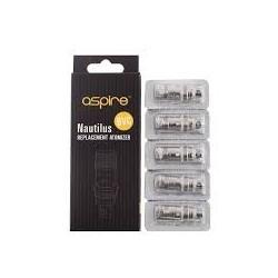 Meche nautilus / triton mini 5pcs par aspire
