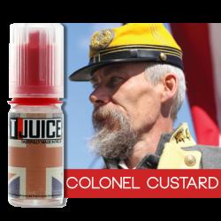 T JUICE COLONEL CUSTARD 10ML