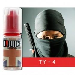 T JUICE TY 4 10ML