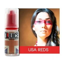 T JUICE USA REDS 10ML