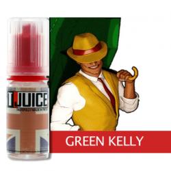 T JUICE GREEN KELLY 10ML