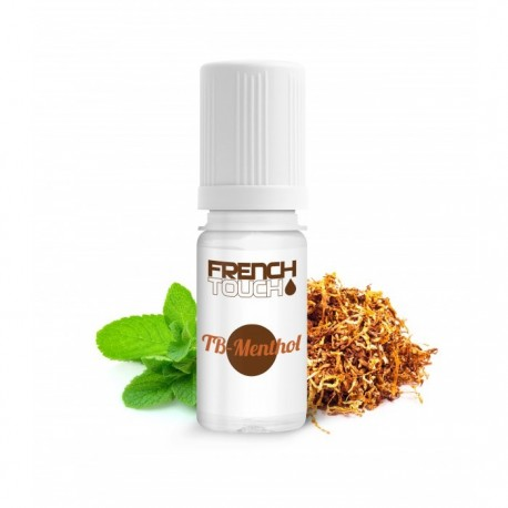 E-LIQUIDE FRENCH TOUCH TABAC MENTHOL